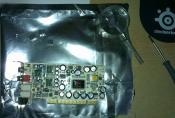 Audiotrak Prodigy HD2 Advance mit CAP Mod und Dual Mono OPAs