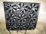 9x Noiseblocker PK2 auf MO-RA3 Pro