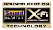 Sounds best on Creative Sound Blaster X-FI Xtreme Music