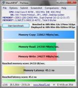 MaxxMEM² RAM-Speed