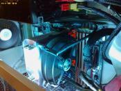 Der Phenom X4 955 mit dem AC Cooler PWM