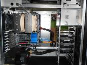 Mainboard + CPU-Kühler Noctua NH-D14