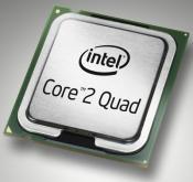 Und natürlich meine CPU :-)
