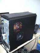 CoolerMaster CM 690 Back