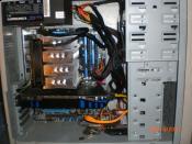 Veraltetes PC Bild (noch mit der HD5850 TOXIC drin).