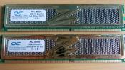 2x OCZ Gold DDR500