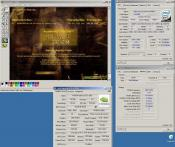 mein alter QX9650 Intel Xtreme @ LN2 & Takt