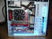 Der PC von innen