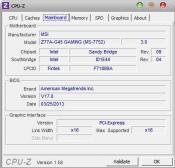 MSI Z77A GA45 Gaming