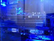 Sapphire HD 5850 Rev.2@Prolimatech MK-13@2x120mm Enermax T.B Silence