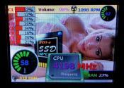 Display G19 Systemanzeige