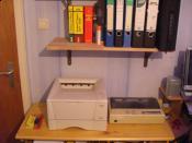 Drucker und Dokumente