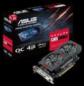 ASUS AREZ RX 560 O4G OC Edition
