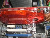 HD 3850 (auch alt graka jetzt @ Accelero S1)