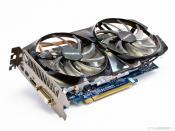 GIGABYTE Radeon HD 7850 OC