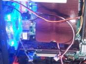 Lüfter und CPU Kühler