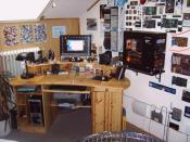 Arbeitsplatz 2009