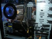 Innenleben, Lüfter: 3x gehäuse (Seite, Heck, Vorne), 1 CPU Kühler