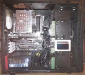 Inside Fractal Design CORE-3300 flash