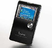 Mein iAudio X5 30Gb