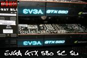 EVGA 580 SC - SLI