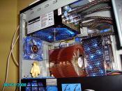 Netzteil, CPU- und RAM-Kühler mal aus der nähe
