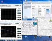 HDTune, CPU-Z, GPU-Z, Win7-Leistungsindex