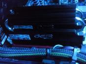 OCZ Speicher (auf Gigabyte GA-X48-DQ6)