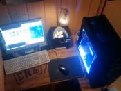 PC Ecke oben