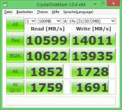 Crystal Disk Mark 3.0.4 x64 -- RamDrive (Softperfect RAM Disk 3.4.6)