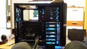 So ich Habe mir dann Mal ein neuen Tower gegönnt ! Und CPU, Mainbord, Arbeitspeicher und Grafikkarten