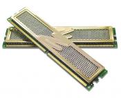 OCZ XTC Gold 2 GB DDR2-1100 Kit PC-8800