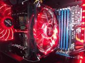 CPU Kühler Prolimatech Mega Shadow Black Edition
