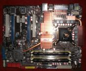 Asus P5E Deluxe X48 @ Asus Rampage Formula X48 MOD