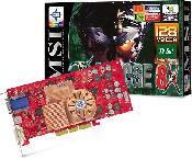 MSI GeForce TI4800SE