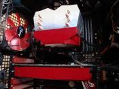 GTX460 Rot