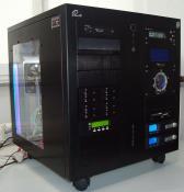 Vor dem Einbau des HDD-Kühlrahmens