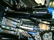 System (nVidia GeForce GTX 285 und Creative Sound Blaster X-Fi Titanium)