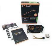 ZOTAC GeForce GTX 660 mit GDDR 3-2GB