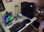 Mein PC im Erst Zustand