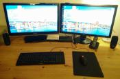 Workspace @ bad light