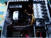 PC mit altem Kühler
