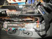Zotac Geforce 470 mit dem Zalman