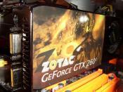 Nvidia GeForce GTX 260 (216 Shader)