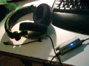 Headset nochmal in Gro�