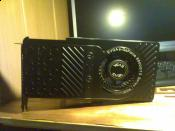 Nvidia 8800 GTS (640mb von EVGA)