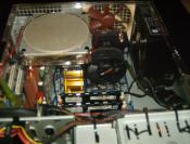CPU Kühler Hyper TX2 + BeQuiet! 80mm PWM
