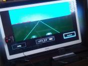 Atari auf'm 42er Flat, 55 Mhz sei Dank