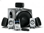 My PC-Speaker-System (Logitech Z5500 THX )