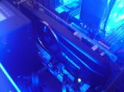 Meine HD 5850 OC Leuft mit 875/1200MHz